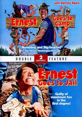 Ernest Goes to Camp / Ernest Goes to Jail (2 Movies Double Feature) (Limit 1 copy)