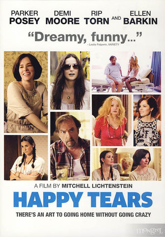 Happy Tears DVD Movie