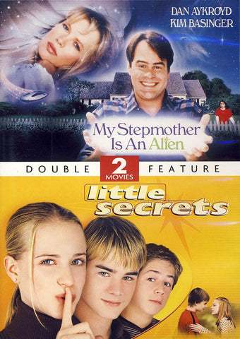 My Stepmother Is An Alien / Little Secrets (2 Movies Double Feature) DVD Movie