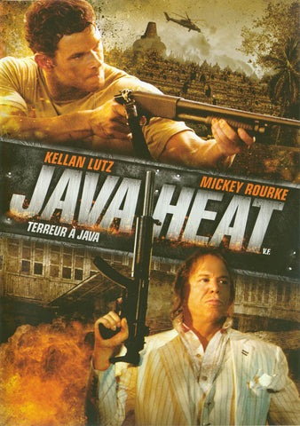 Java Heat DVD Movie