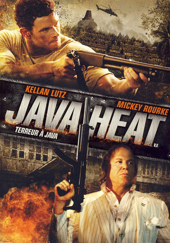 Jave Heat DVD Movie