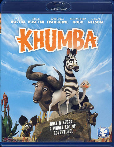 Khumba (Blu-ray) BLU-RAY Movie