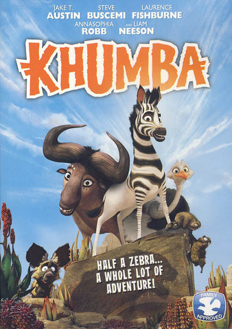 Khumba DVD Movie