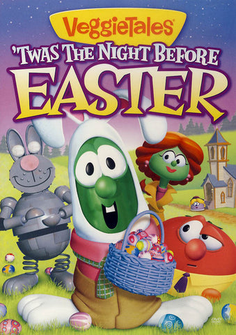 VeggieTales: 'Twas the Night Before Easter DVD Movie