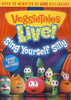VeggieTales Live! - Sing Yourself Silly DVD Movie