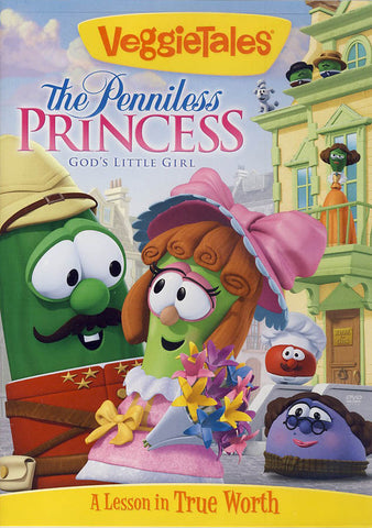 VeggieTales - The Penniless Princess DVD Movie