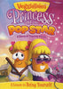 Veggie Tales - Princess & The Popstar DVD Movie