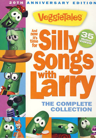 VeggieTales - And Now It s Time for Silly Songs With Larry DVD Movie
