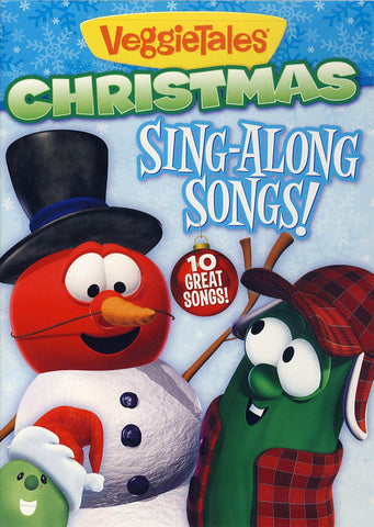 VeggieTales - Christmas Sing-A-Longs DVD Movie