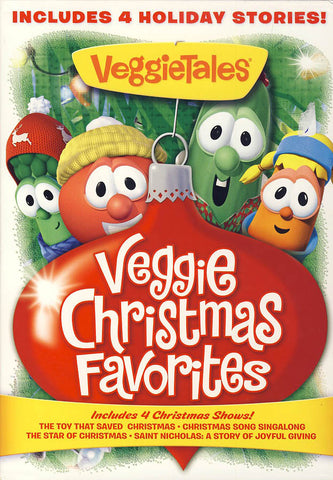VeggieTales: Veggie Christmas Favorites (Boxset) DVD Movie