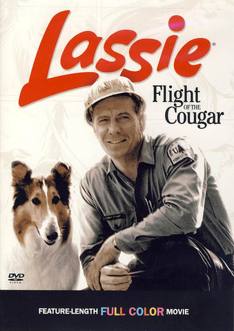 Lassie - Flight of the Cougar DVD Movie