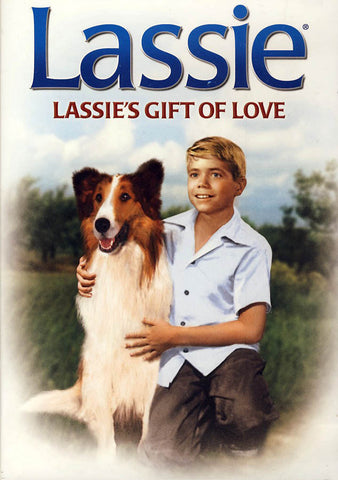 Lassie - Lassie s Gift of Love (White Cover) DVD Movie