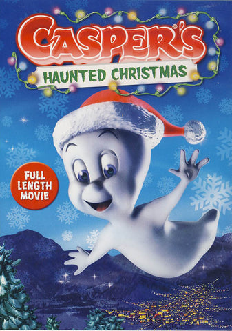 Casper's Haunted Christmas DVD Movie