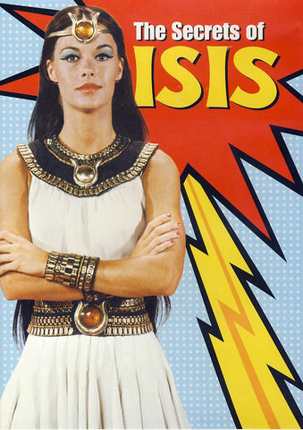 The Secrets of Isis DVD Movie