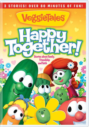 VeggieTales - Happy Together DVD Movie