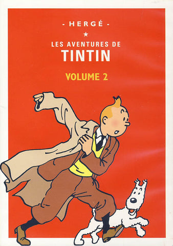 The Adventures of Tintin, Vol. 2 DVD Movie