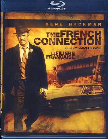 The French Connection (Blu-ray) (Bilingual) BLU-RAY Movie