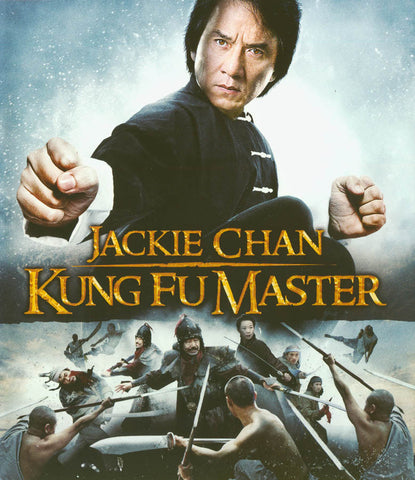Jackie Chan Kung Fu Master (Blu-Ray) BLU-RAY Movie