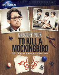 To Kill a Mockingbird (50th Anniversary Edn.)(Blu-ray+DVD)(Blu-ray)