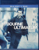 The Bourne Ultimatum (Blu-ray + DVD) (Blu-ray) BLU-RAY Movie