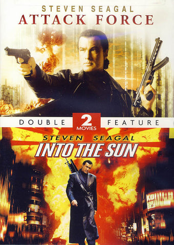 Attack Force/ Into the Sun (2 Movies Double Feature) DVD Movie