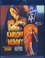 The Mummy (Blu-ray) (Bilingual) (Zita Johann)