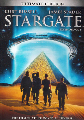Stargate (Ultimate Edition) (Extended Cut) DVD Movie