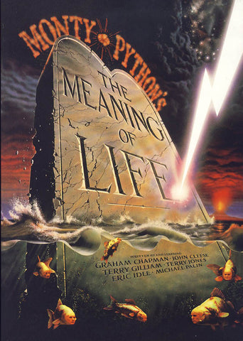Monty Python s The Meaning Of Life DVD Movie