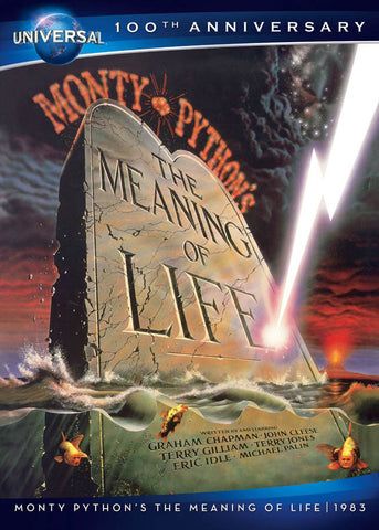Monty Python s The Meaning Of Life (DVD + Digital Copy) (Universal s 100th Anniversary) DVD Movie