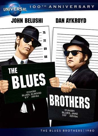 The Blues Brothers (DVD + Digital Copy) (Universal s 100th Anniversary) DVD Movie