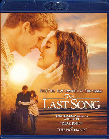 The Last Song (Blu-ray + DVD) (Blu-ray) BLU-RAY Movie