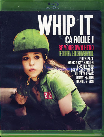 Whip It (Blu-ray) (Bilingual) BLU-RAY Movie