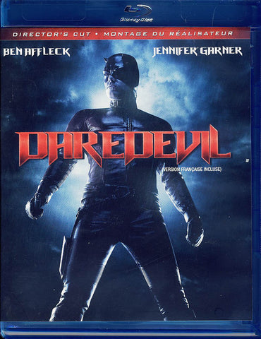 Daredevil (Director's Cut) (Blu-ray) (Bilingual) BLU-RAY Movie