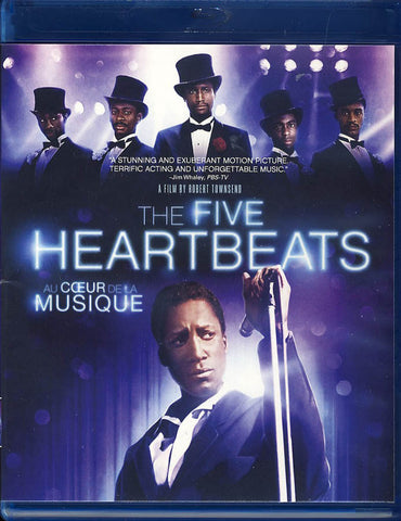 Five Heartbeats (Bilingual) (Blu-ray) BLU-RAY Movie