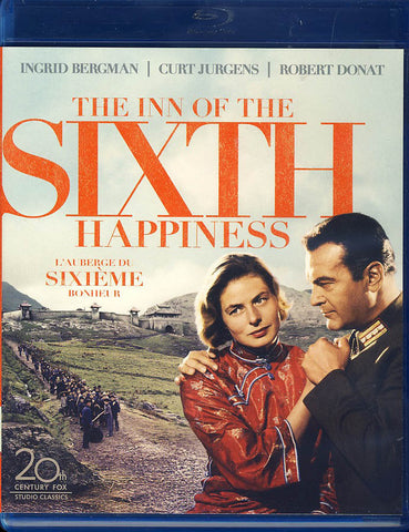 Inn of the Sixth Happiness (Blu-ray) (Bilingual) BLU-RAY Movie