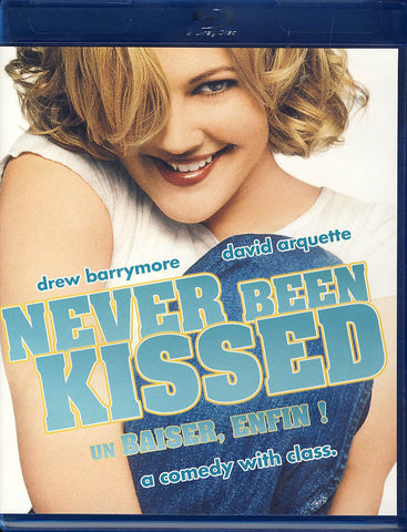 Never Been Kissed (Blu-ray) (Bilingual) BLU-RAY Movie