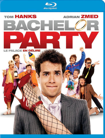 Bachelor Party (Blu-ray) (Bilingual) BLU-RAY Movie