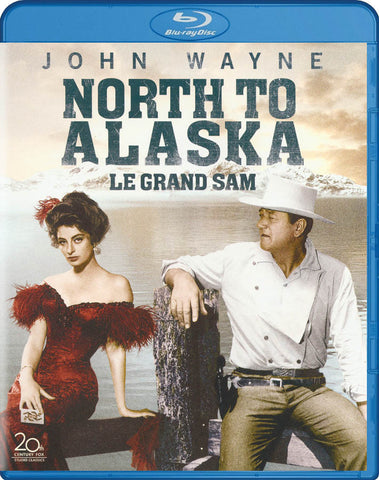 North To Alaska (Blu-ray) (Bilingual) BLU-RAY Movie