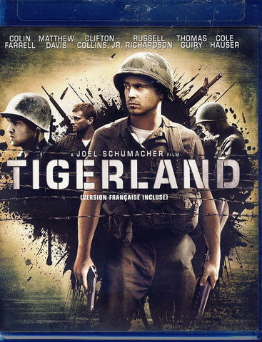 Tigerland (Blu-ray) (Bilingual) BLU-RAY Movie
