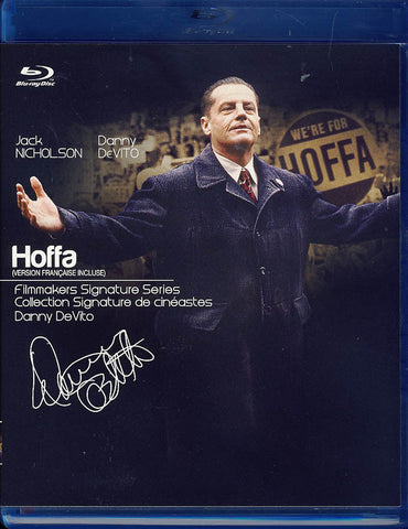 Hoffa (Blu-ray) (Bilingual) BLU-RAY Movie