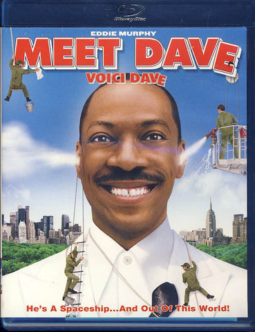 Meet Dave (Blu-ray) (Bilingual) BLU-RAY Movie