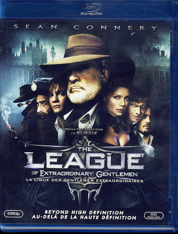The League Of Extraordinary Gentlemen (Blu-ray) (Bilingual) BLU-RAY Movie