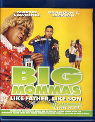 Big Mommas House 3 (Bilingual) (Blu-ray)
