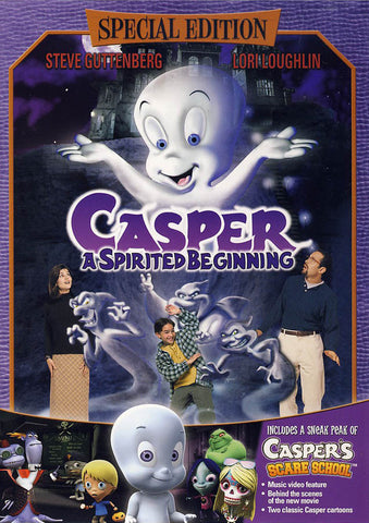 Casper: A Spirited Beginning (Special Edition) DVD Movie