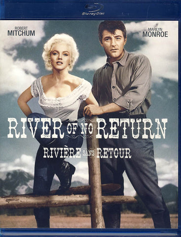 River Of No Return (Blu-ray) (Bilingual) BLU-RAY Movie
