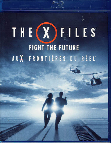 The X-Files: Fight the Future (Blu-ray) (Bilingual) BLU-RAY Movie