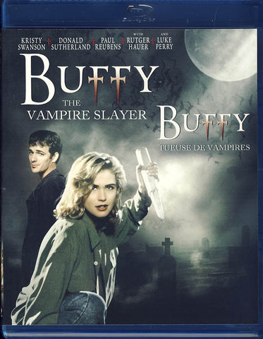 Buffy the Vampire Slayer: The Movie (Blu-ray) (Bilingual) BLU-RAY Movie
