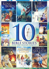 10 Bible Stories for the Whole Family (Value Movie Collection)