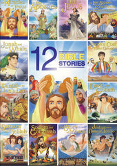 12 Bible Stories (Animated)(Value Movie Collection)