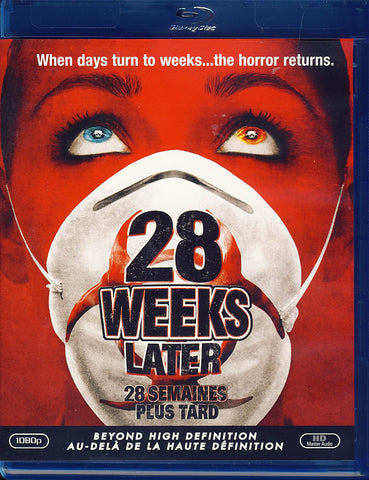 28 Weeks Later (Blu-ray) (Bilingual) BLU-RAY Movie